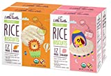 GROWING WITH YOUR CHILD: With delicious fruit and rice, these biscuits are the perfect snack for growing toddlers, with a satisfying crunch and stronger flavors for developing teeth and pallates. ALLERGEN FREE: Little Turtle Rice Teethers and Biscuit...