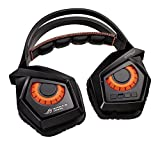 ASUS ROG Strix Wireless Gaming Headphone (ROG Strix Wireless) (Renewed)