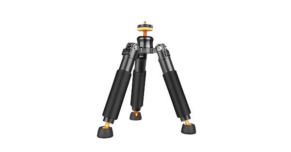 RMXMY SLR Claw Mini Desktop Macro Tripod Safe and Stable Monopod Base Single Foot Multi-Functional Support Stand Desktop Tripod
