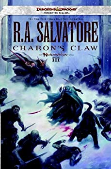 Charon's Claw (The Legend of Drizzt Book 22) by [R.A. Salvatore]