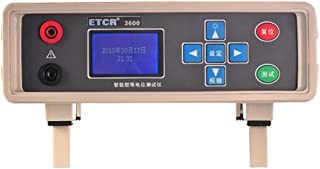 low resistance tester