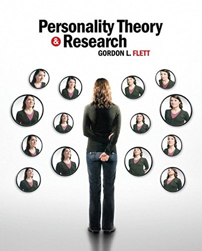 Personality Theory and Research: An International Perspective