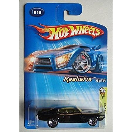 Factory Fresh 5//10 87//250 Orange Hot Wheels 06 Pontiac GTO
