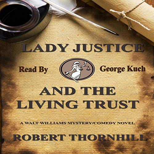 Lady Justice and the Living Trust Titelbild