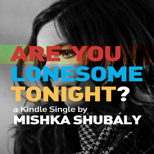 Are You Lonesome Tonight? audiobook cover art