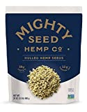 Mighty Seed Hemp Hulled Seeds, 24 Ounce...