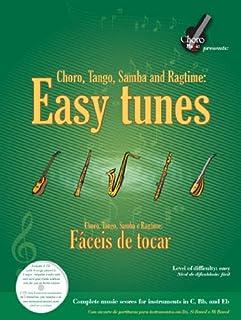 Easy Tunes - Choro, Tango, Samba and Ragtime Book/CD Set