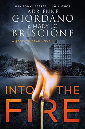 Into The Fire: A Gripping Amateur Sleuth Mystery (A Rose Trudeau Mystery Book 1) by [Adrienne Giordano, Mary Jo  Briscione]