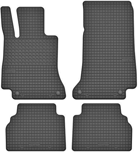 Motohobby Gummimatten Gummi Fußmatten Satz für Mercedes-Benz E-Klasse W213 (ab 2016) - Passgenau