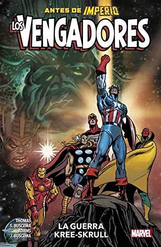 Los Vengadores: La Guerra