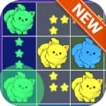 Adorable Cats new 2020 offline board games for free download for kindle fire without wifi or internet