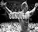 Arnold Schwarzenegger Conquer poster 12 X 14 Inches Poster Sunshine Eshop