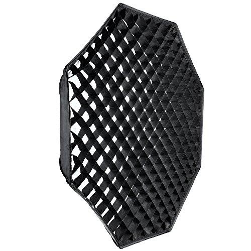 GODOX 120cm オクタゴン グリッド 120cmアンブレラ 八角形 ソフトボックス対応 スタジオストロボ撮影用(グリッドのみ)