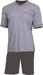 Ralph 689 - Pijama para hombre (algodón y modal)