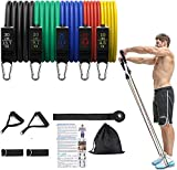 Vanuoda Exercise Resistance Bands Set