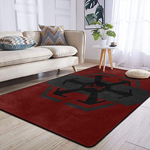 Alfombra con logo imperial de The Home Decor Collection alfombra para el...