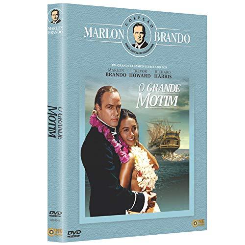 Coleção Marlon Brando. O Grande Motim