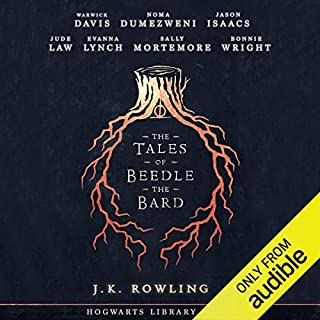 The Tales of Beedle the Bard cover art