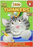 Preschool Workbook: Little Thinkers Kindergarten