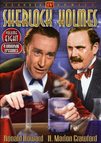 Sherlock Holmes - Volume Eight [RC 1]
