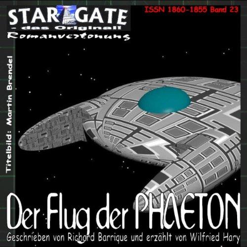 Der Flug der Phaeton Titelbild