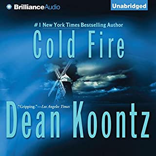 Cold Fire audiobook cover art