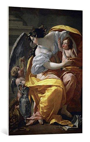 Kunst für Alle Cuadro en Lienzo: Simon Vouet Allegorie de la Richesse...