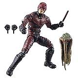 Hasbro Marvel Legends Knits 15cm Daredevil - Figuras de Juguete para niños, 4 año(s), Niño/niña, Acción / Aventura, 152,4 mm, 1 Pieza(s)