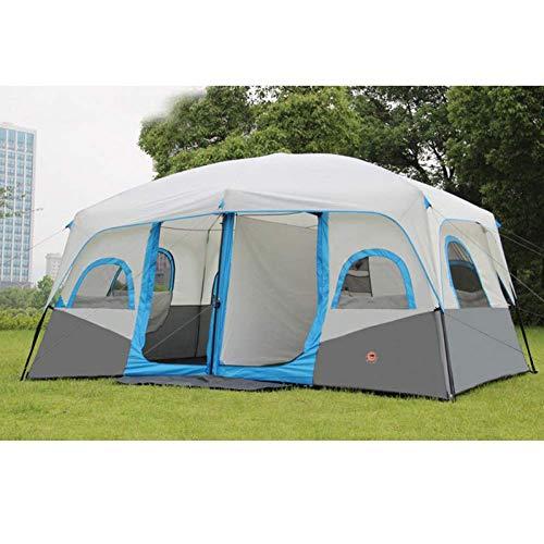 Uitstapje Udstyr, Tent Outdoor 6 8 10 12 Personen Strand Camping Tent Anti/Proof/Regen Uv/Regendicht 1Room 1Hall te koop, Kejing Miao