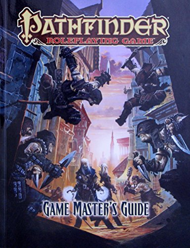 Game Master's Guide (Pathfinder Roleplaying Game)