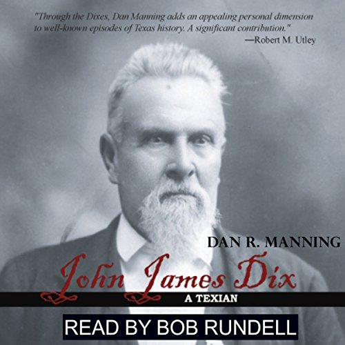 John James Dix audiobook cover art