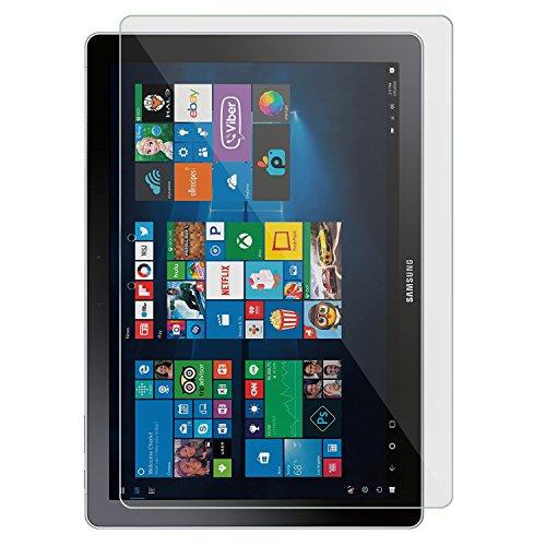 MoKo Samsung Galaxy Book 12 Protector de Pantalla - *Premium HD Claro-*-9H Dureza-*-Cristal Templado-*-El Revestimiento Oleofóbico-*-para Samsung Galaxy Book 12 Pulgadas Tableta, Cristal Claro
