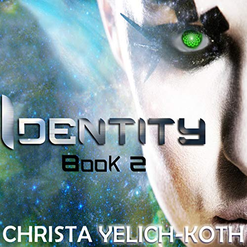 Identity audiobook cover art