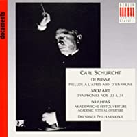 Carl Schuricht Conducts the Dresden Philharmonic
