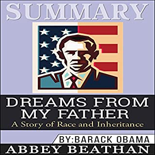 Summary: Dreams from My Father: A Story of Race and Inheritance audiobook cover art