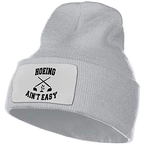 SOUL-RAY Zappetta a tema Ain't Easy per l'inverno, per il tempo libero, il lavoro, l'inverno, caldo cappello di lana, regalo per gli uomini.