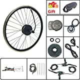 """Schuck Electric bicycle conversion kit 26"""" with LED900S display 36V 250W Electric bike"""