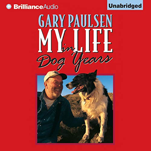 My Life in Dog Years audiobook cover art