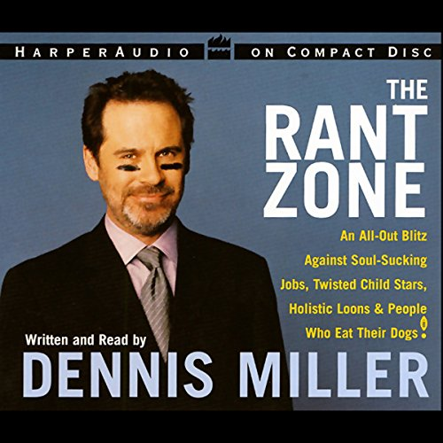 The Rant Zone audiobook cover art