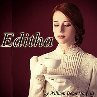 Editha audiobook cover art