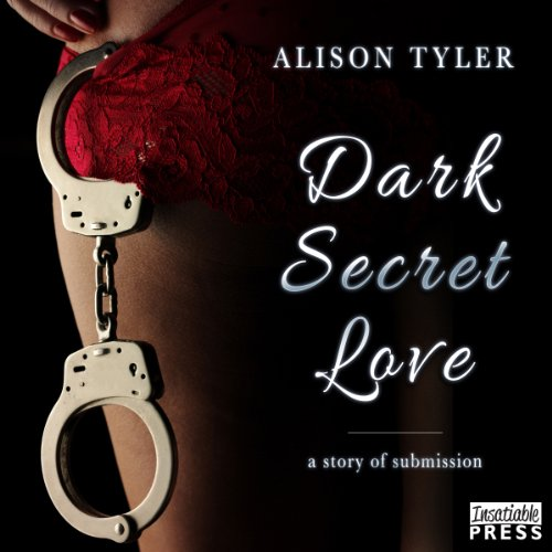 Dark Secret Love audiobook cover art