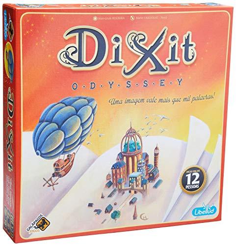 Dixit Odyssey, Galápagos Jogos, Diversos