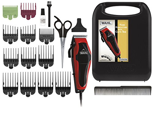 Wahl 79900-1501P 20 Piece Clip N Trim All in One Shaver