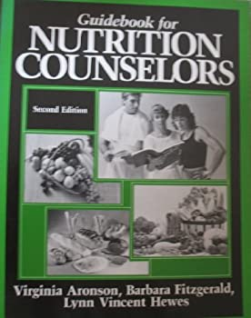 Guidebook for Nutrition Counselors 0133714519 Book Cover