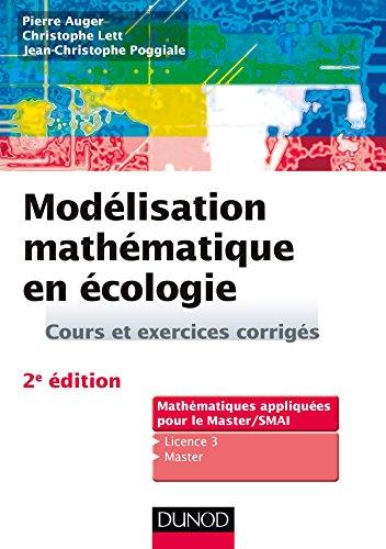 Modélisation mathématique en écologie...