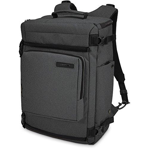 Pacsafe Z25 Rucksackhülle Dunkelgrau - Kamerataschen/-Koffer (Rucksackhülle, Universal, Notebook-Gehäuse, Dunkelgrau)