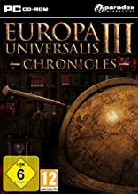 Europa Universalis III Chronicles (PC) [Importación alemana]