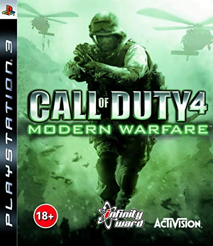 Call of Duty 4: Modern Warfare - Game of the Year 2009...