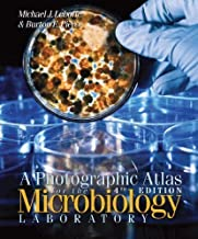 A Photographic Atlas for the Microbiology Laboratory by Michael J. Leboffe, Burton E. Pierce 4th (fourth) Edition [LooseLeaf(2011)]