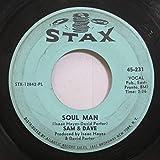 Sam & Dave 45 RPM Soul Man / May I Baby